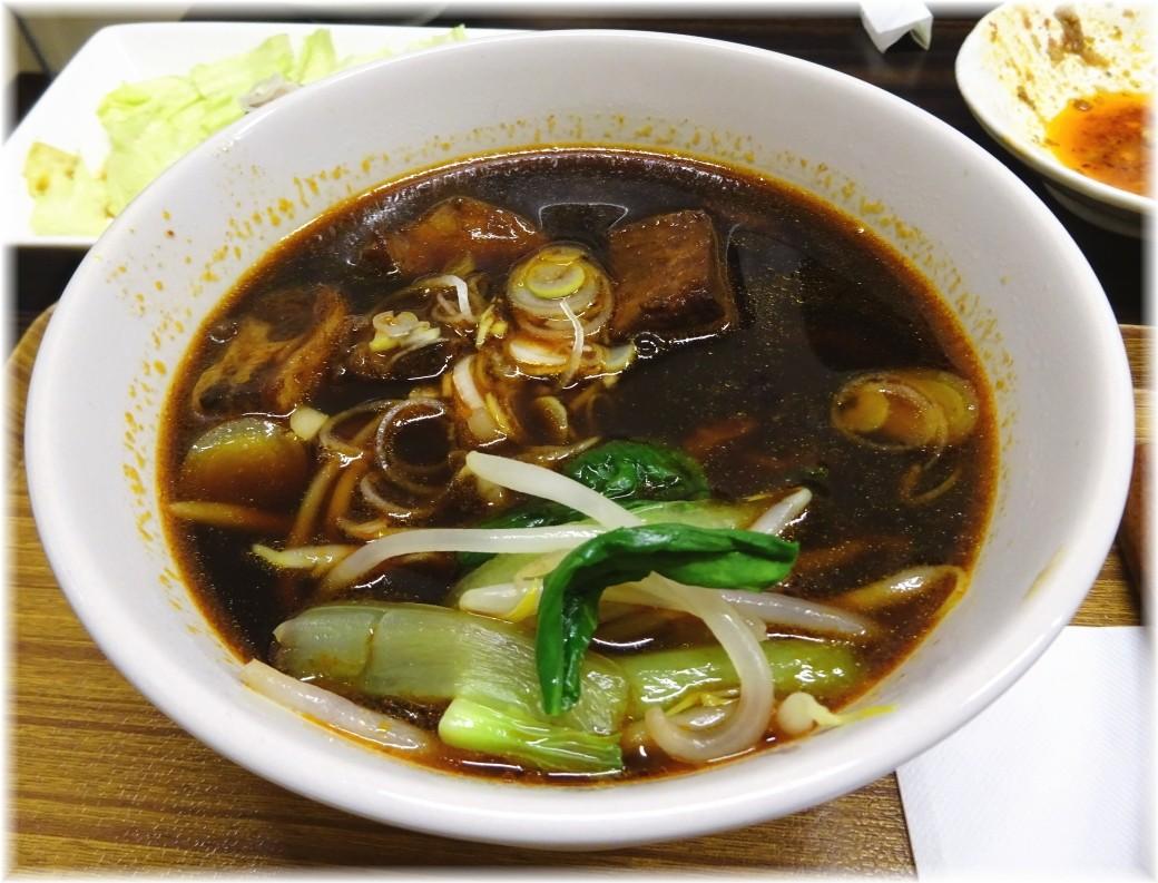 食為天 牛肉麺