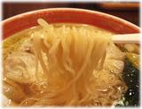 広州市場 両入雲呑麺の麺