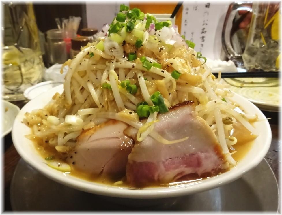 金町製麺7 濃厚豚骨醤油そば