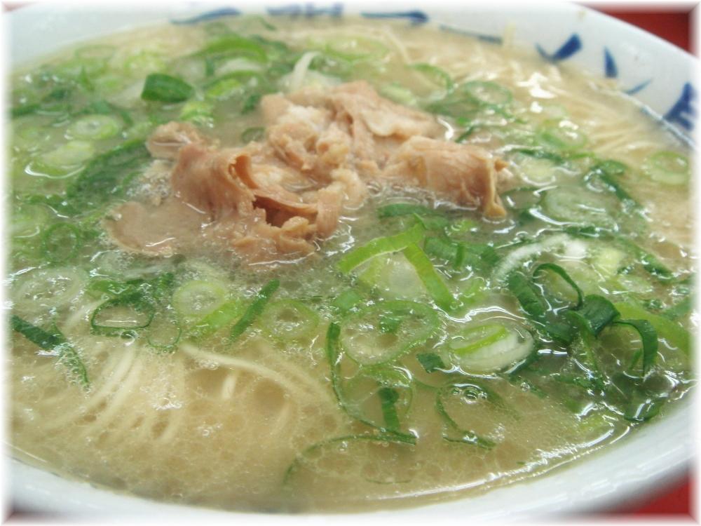 長浜家 ラーメンのスープ