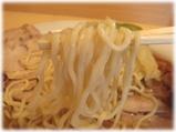 田丸 チャーシューメンの麺