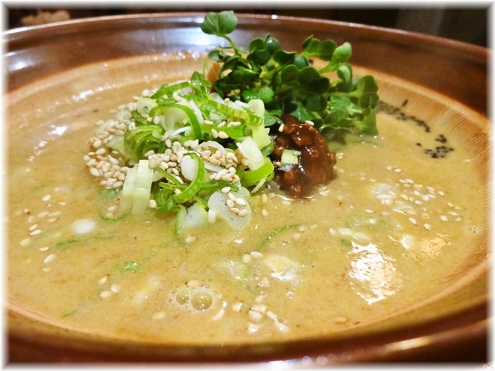 ABCラーメン 麻醤麺の具