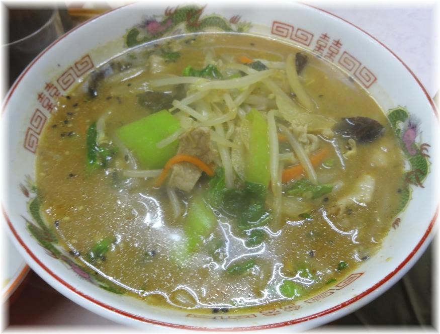 岐阜屋7 味噌ラーメン