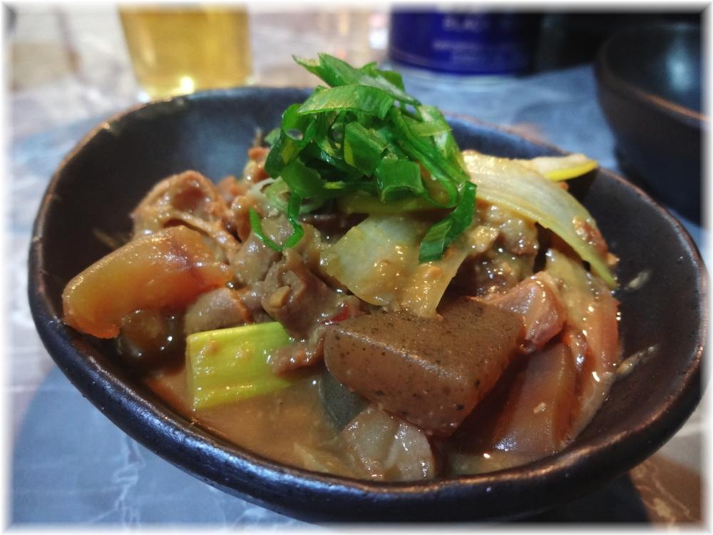 製麺rabo モツ煮