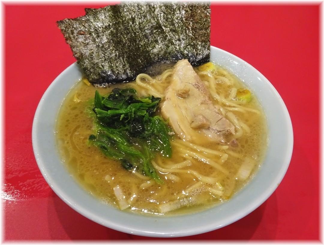 ラーメン魂 豚骨醤油ラーメン2