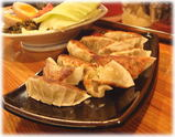 博多ラーメン 由丸 一口焼餃子