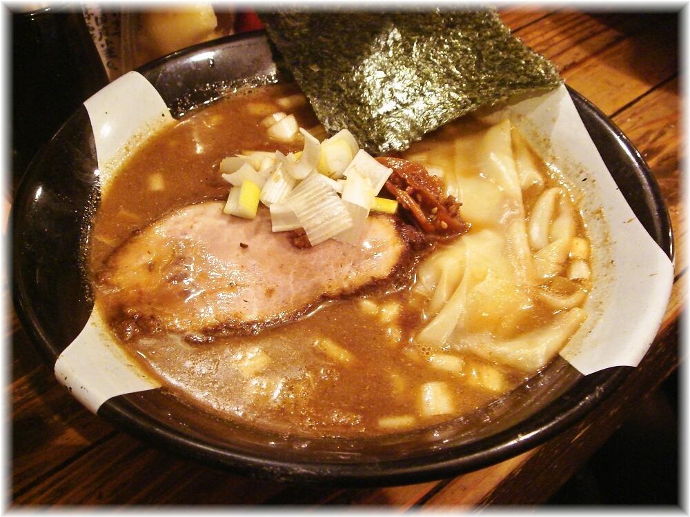 G凪4 煮干ラーメン