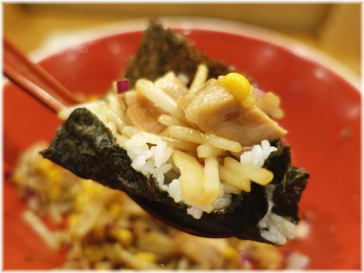 柿田川ひばり2 味噌和え麺2