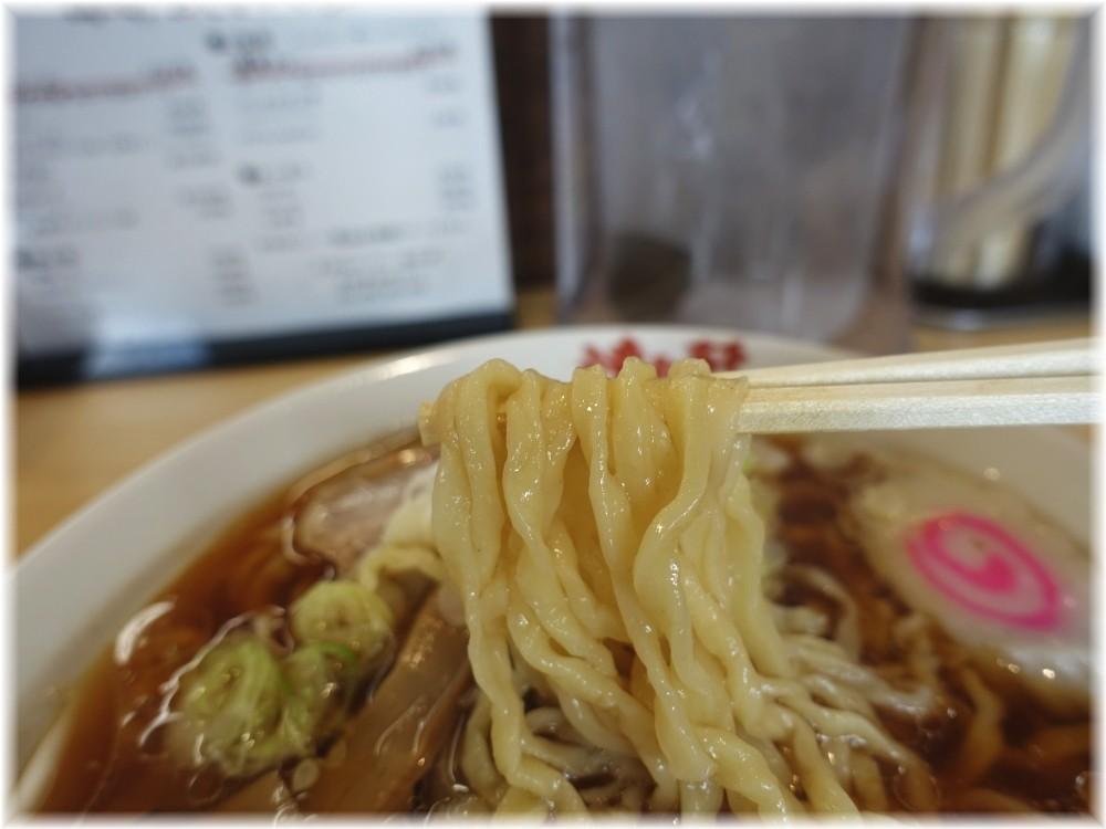 清仁軒 手打ちラーメンの麺