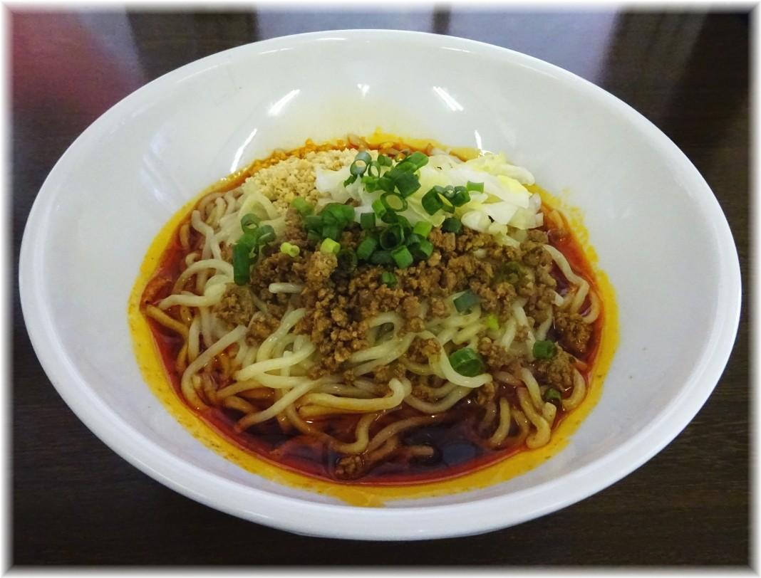 すご六 成都式(汁なし)担担麺