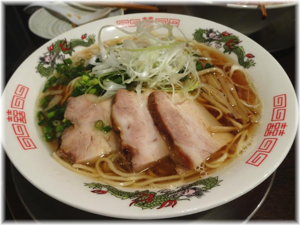 金町製麺2 角長煮干らーめん