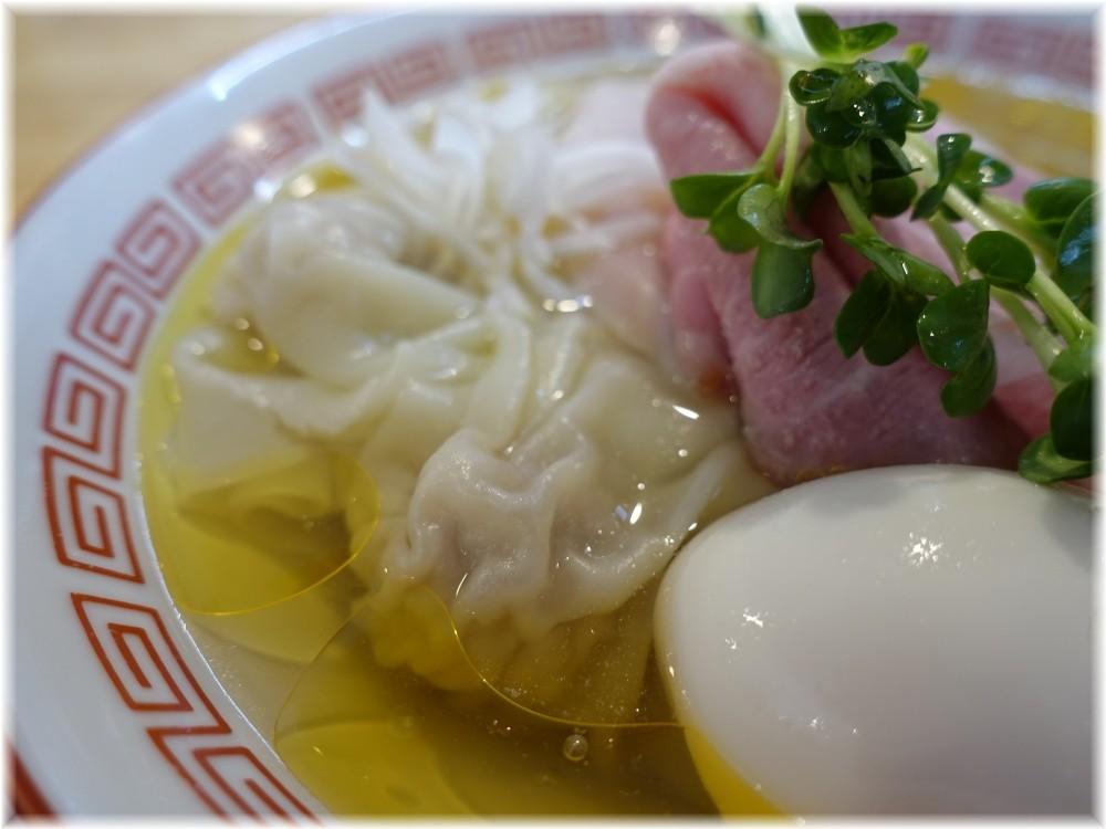 自家製麺くろ松 中華そば(松)の具2