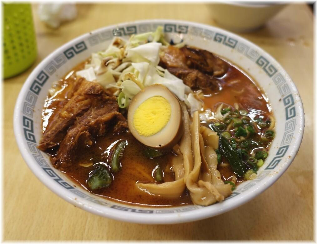 桂花ラーメンふぁんてん2 太肉麺