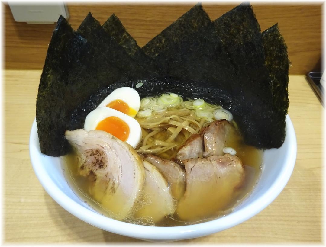 麺屋M デラックス(並)