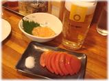 博多ラーメン 由丸 冷やしトマトとイカ明太