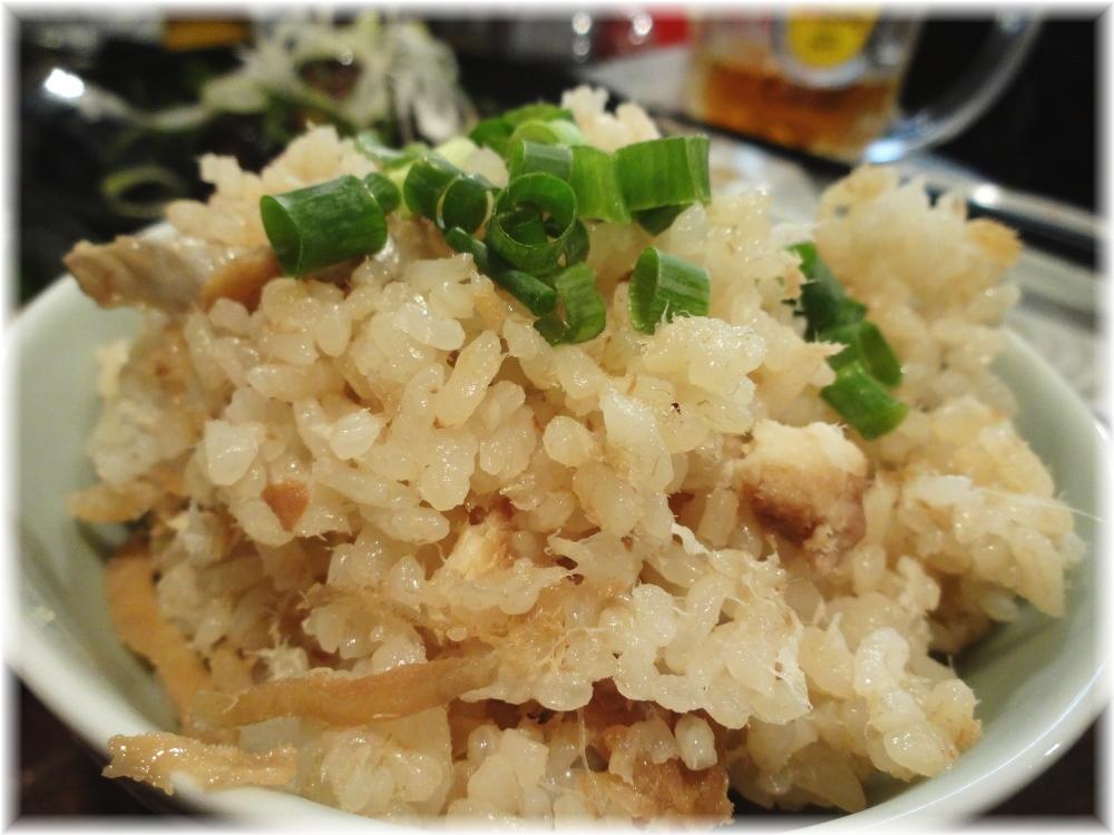 金町製麺3 煮穴子混ぜご飯