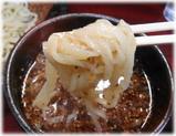 一番・胤暢番 つけ麺の麺