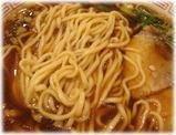 さいごく路 尾道醤油らーめんの麺