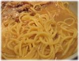 背脂醤油のあ 背脂醤油ラーメンの麺