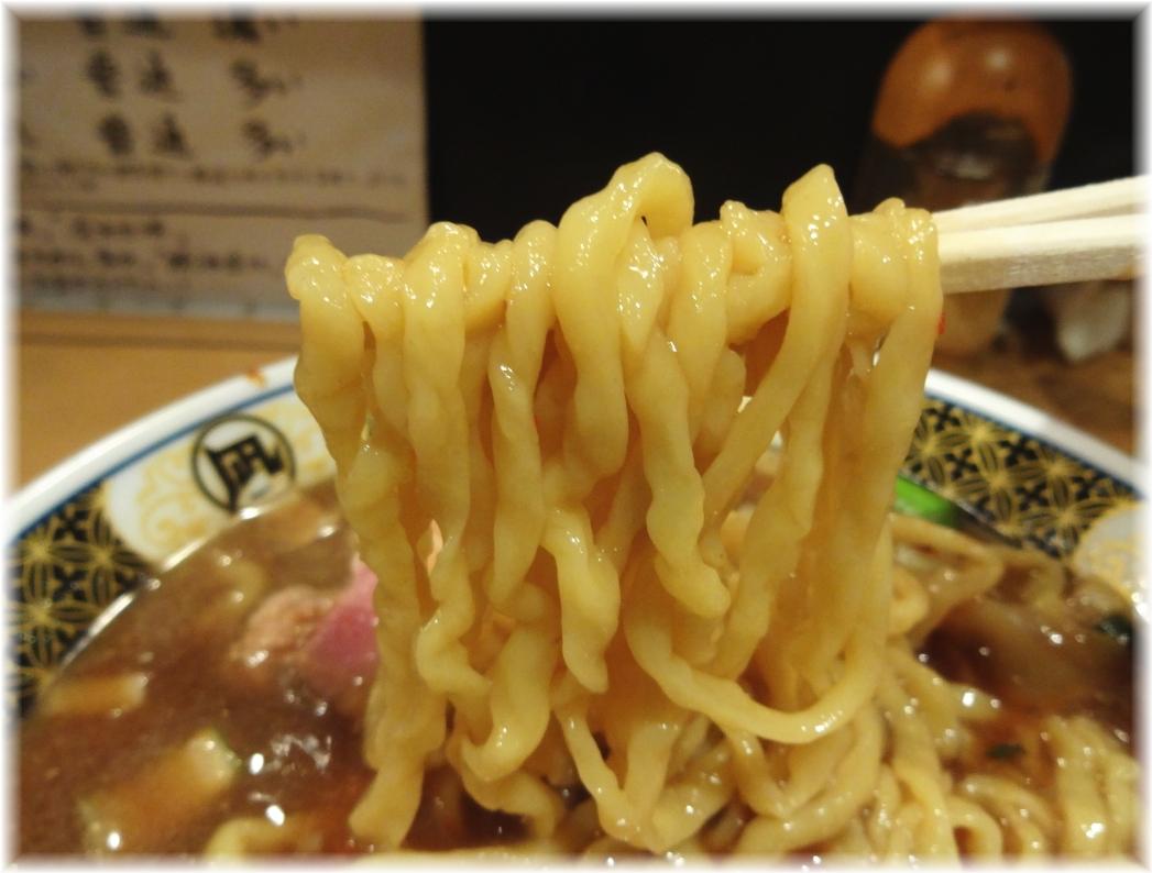 ラーメン凪煮干王ゴールデン街店別館 すごい煮干ラーメンの麺