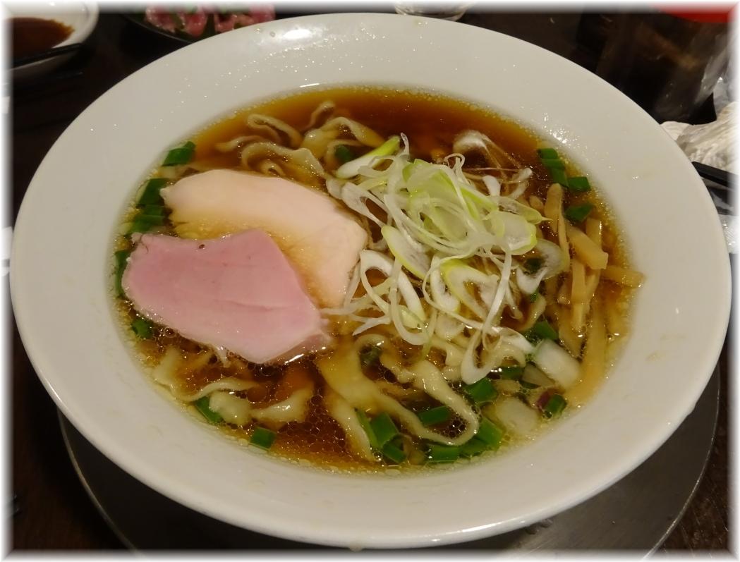 金町製麺5 手打ち中華そば