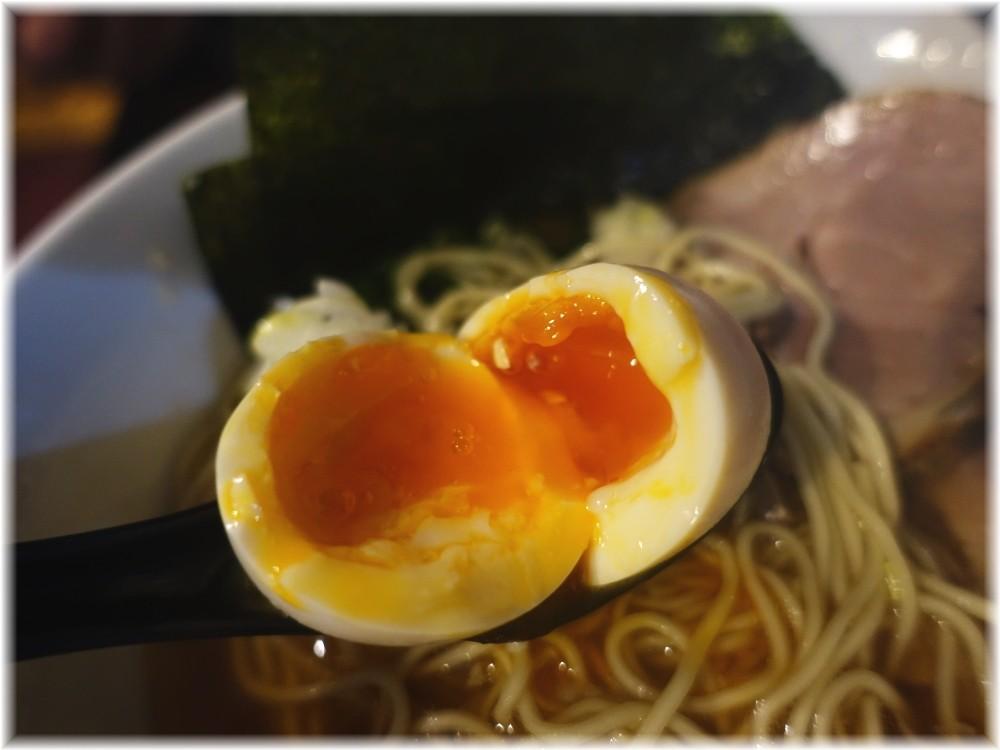 ほうきぼし+ 特製鶏ソバの味玉