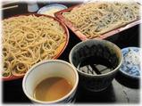 神田まつや もりとごま蕎麦