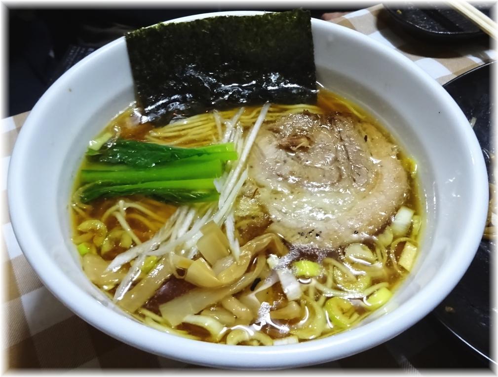 製麺rabo2 中華そば
