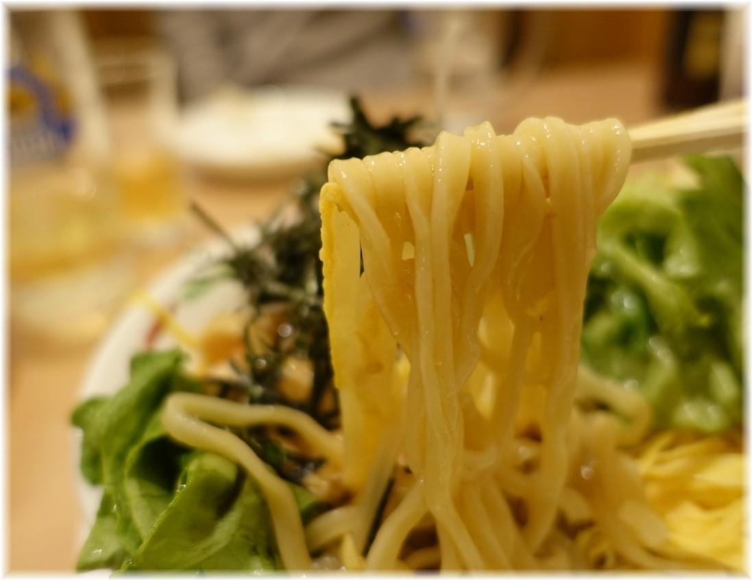 大喜7 冷やし中華の麺