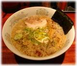 三水 ラーメン(醤油)