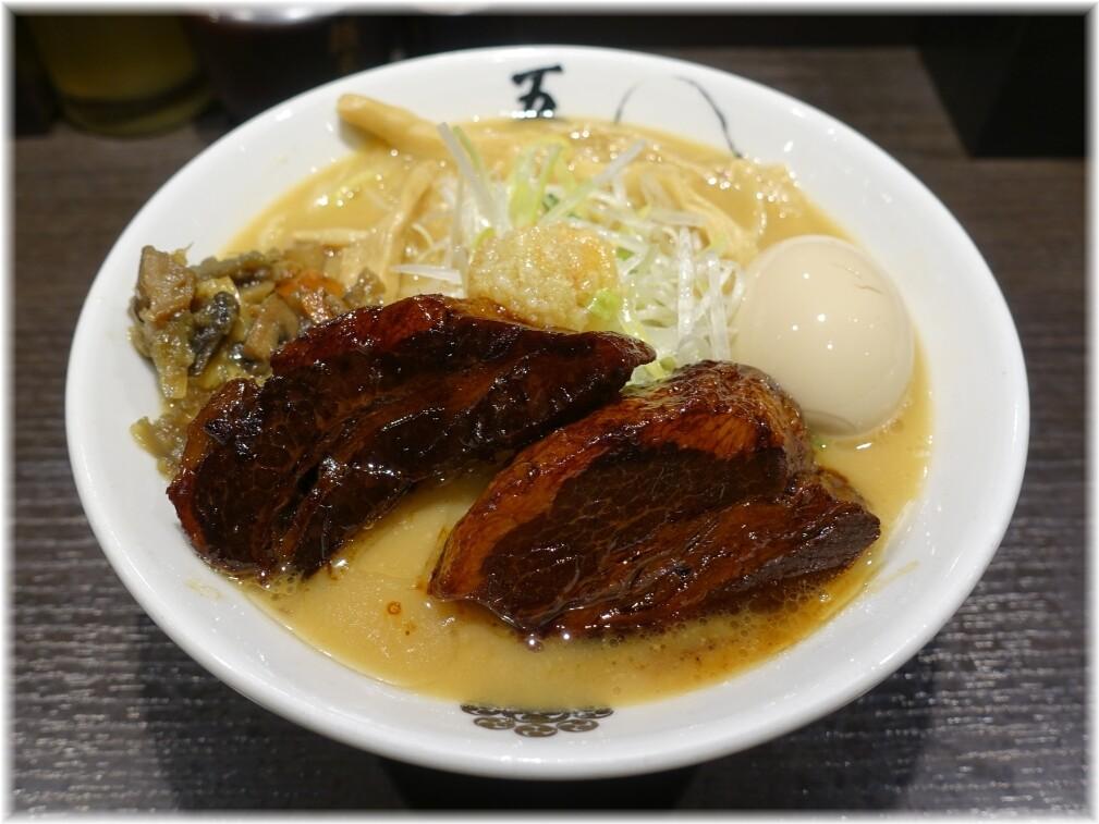 麺屋武蔵五輪洞2 五輪洞味噌ら〜麺