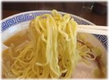 西麻布どぎゃん 味噌らー麺の麺