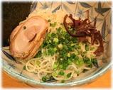 斗樹 つけ麺の麺
