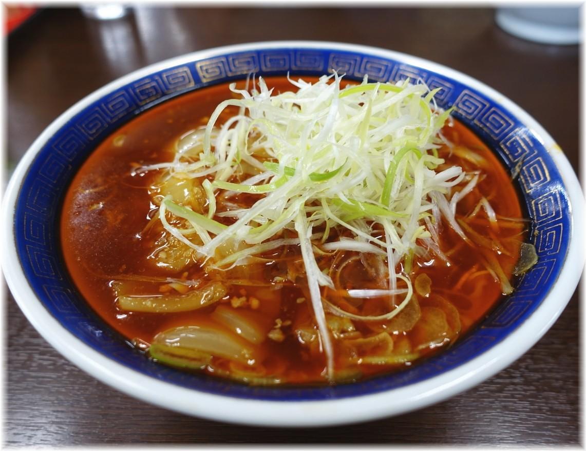 江ざわ 担々麺