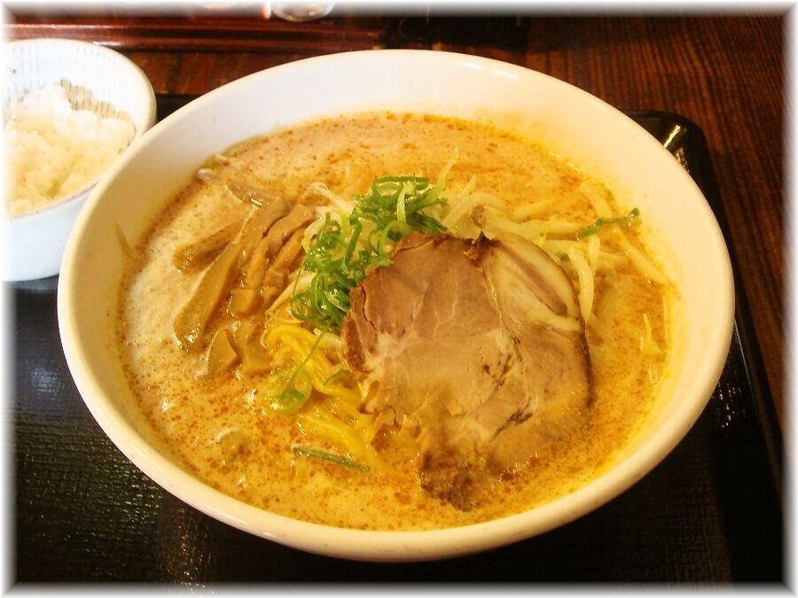 北海道らーめん初代 おろちょん味噌