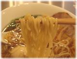 麺創研かなで 味玉ラーメンの麺