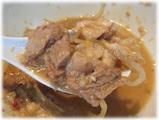 ラーメン髭 油そば(汁なし)の豚