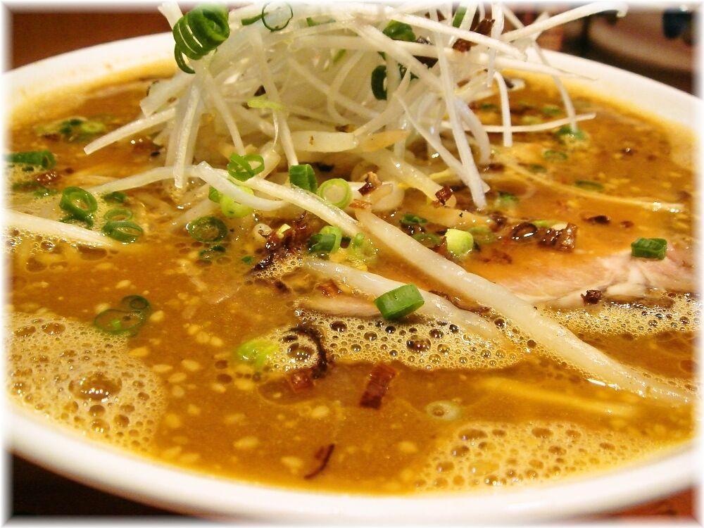 池袋大勝軒横濱店 極味噌ラーメンのスープ