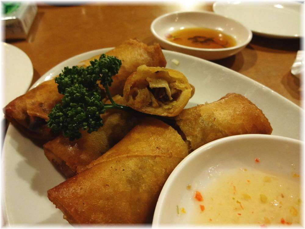 台南担仔麺 春巻