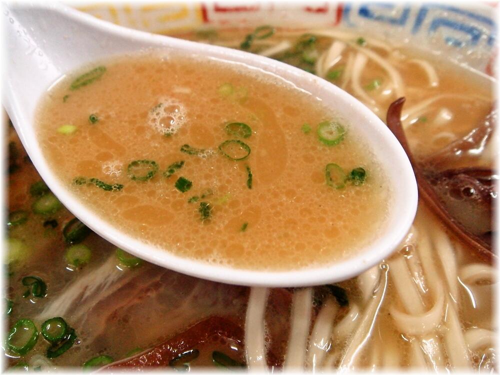 博龍軒 ラーメンのスープ