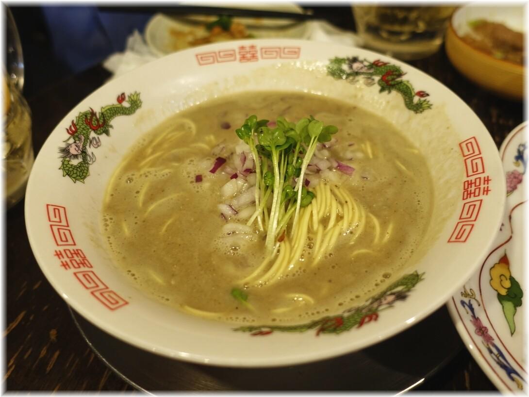 金町製麺12 煮干しラーメン