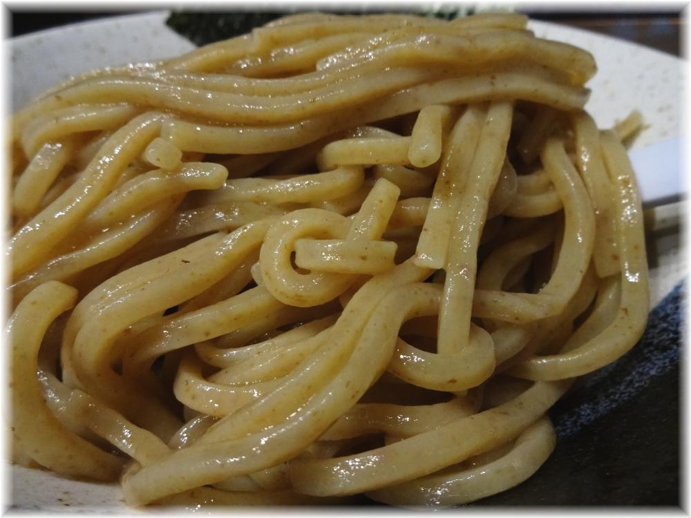 麺やポツリ 濃厚煮干しつけ麺の麺