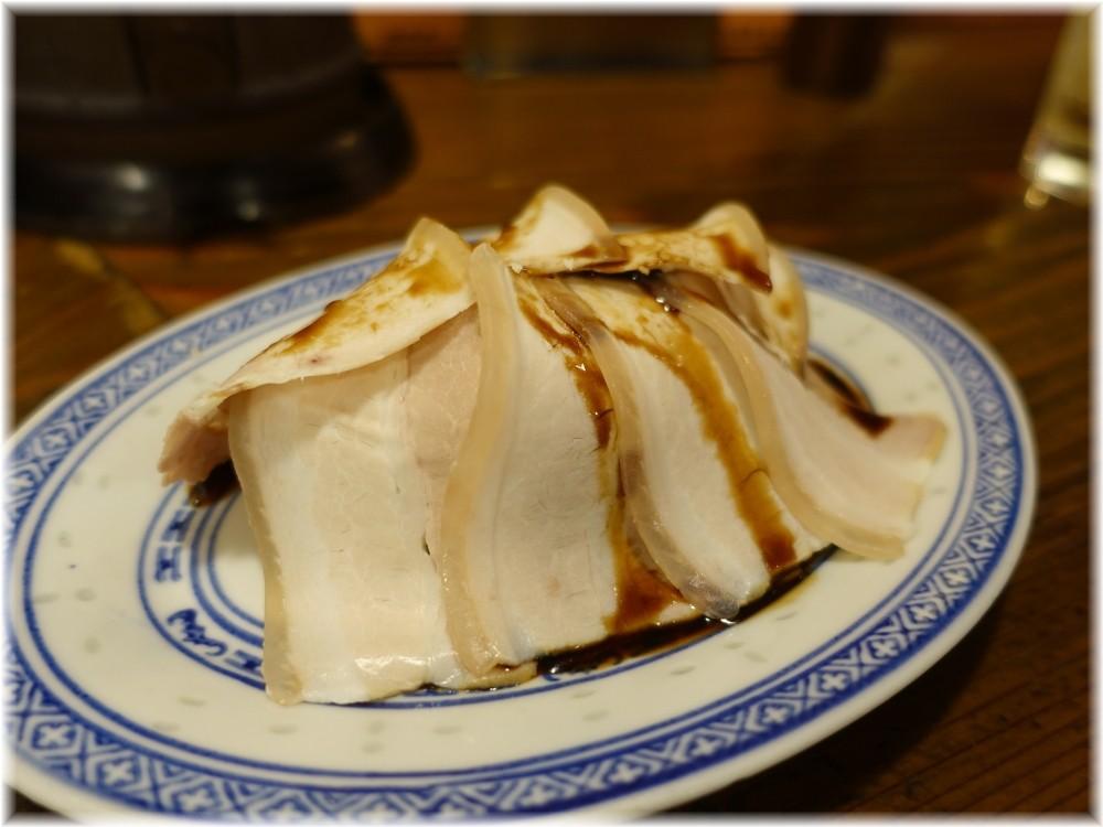揚州商人新橋店2 蒸し豚の冷製