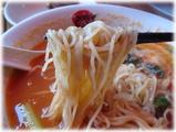 太陽のトマト麺 大将のチーズラーメンの麺