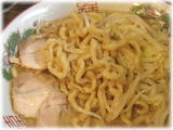 ぽっぽっ屋 湯島 ラーメンの麺