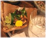 銀座ほんじん(博多もつ鍋) 鶏ごま