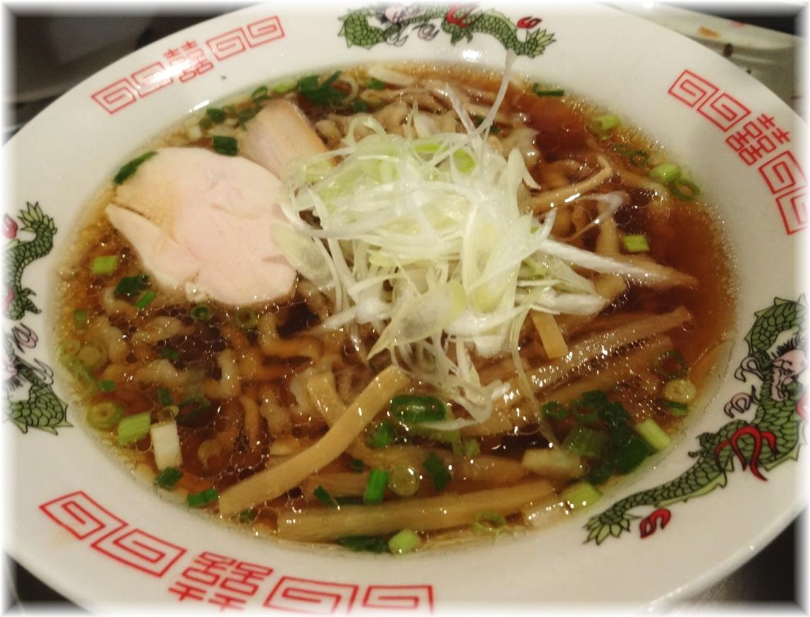 金町製麺4 中華そば