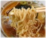 春木屋 ミニ中華そばの麺
