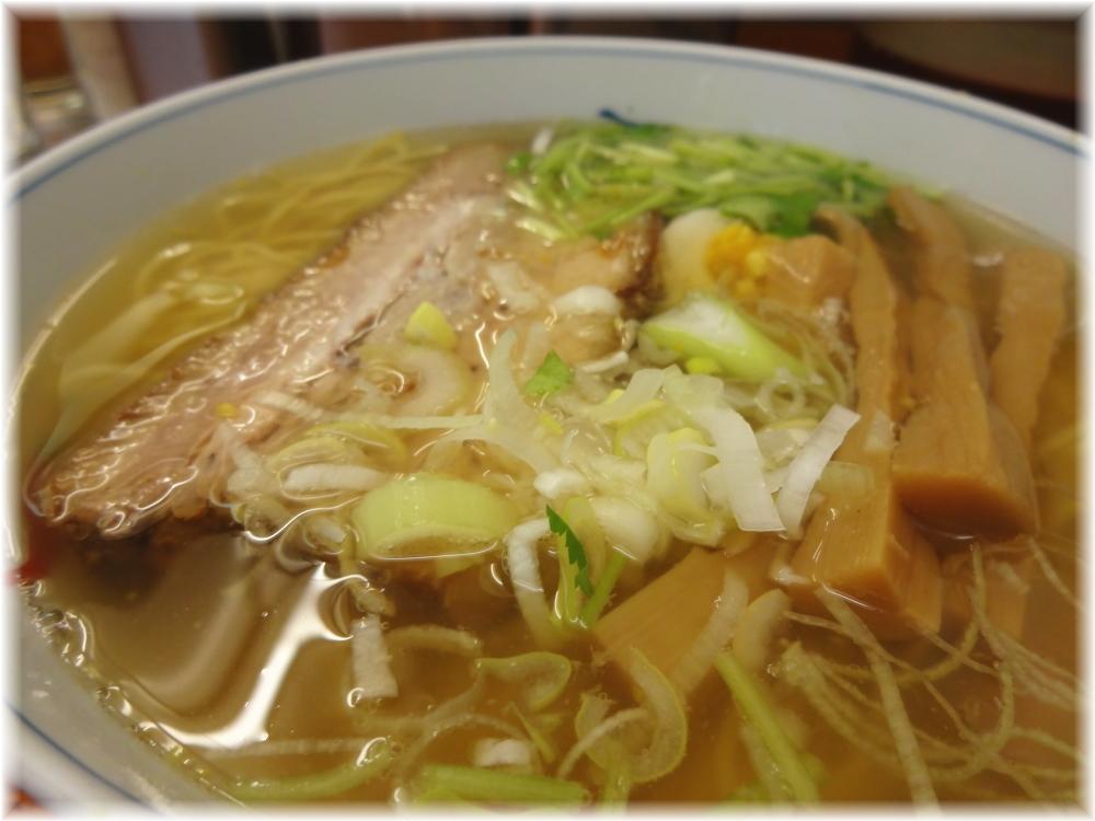 麺屋ひょっとこ 和風柚子柳麺のスープ