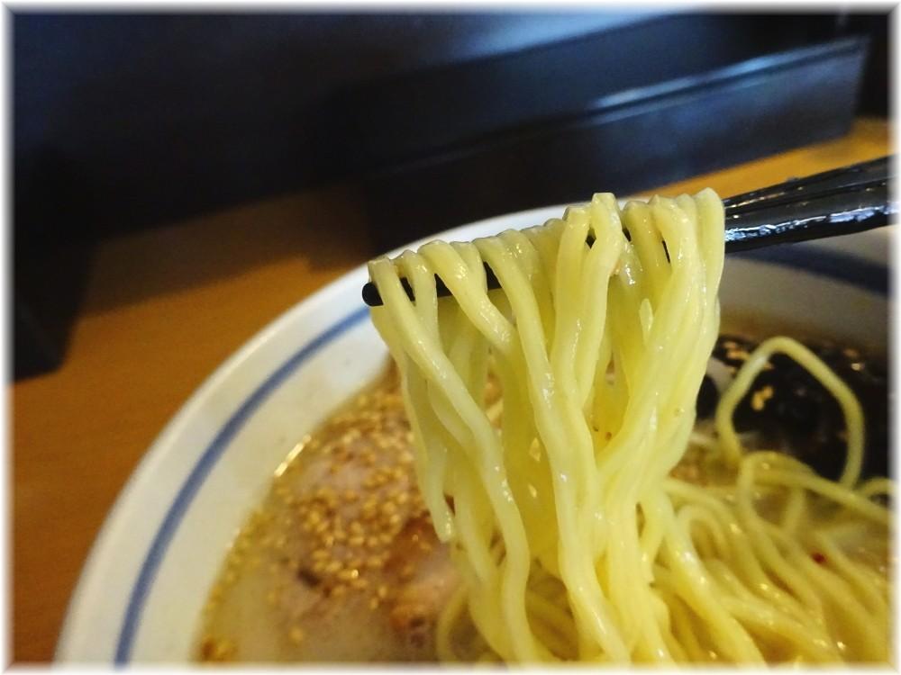ふくのや しおらーめんの麺